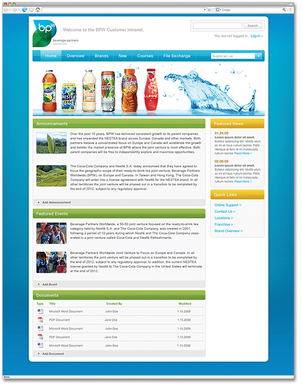 beverage partners worldwide En savoir plus sur l'actualité professionnelle de beverage partners worldwide inscrivez-vous sur linkedin gratuitement découvrez qui vous connaissez chez beverage partners worldwide.